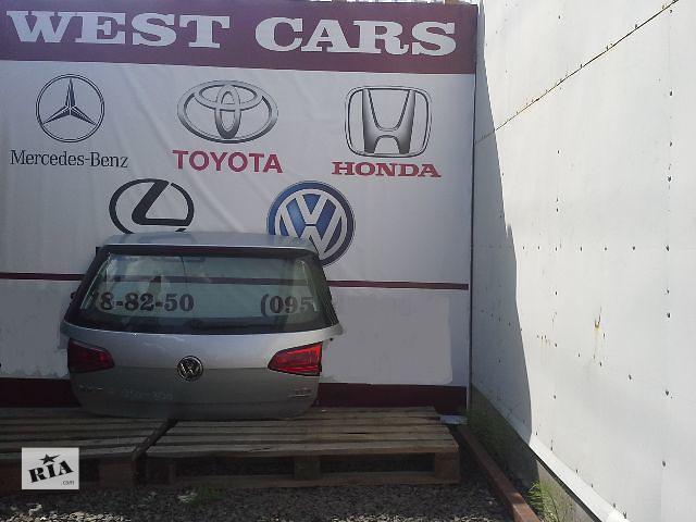 продам б/у Двери/багажник и компоненты Крышка багажника Легковой Volkswagen Golf VII бу в Луцке