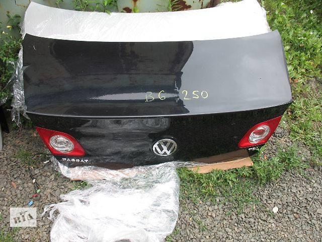 купить бу б/у Двери/багажник и компоненты Крышка багажника Легковой Volkswagen Passat 2006 в Луцке