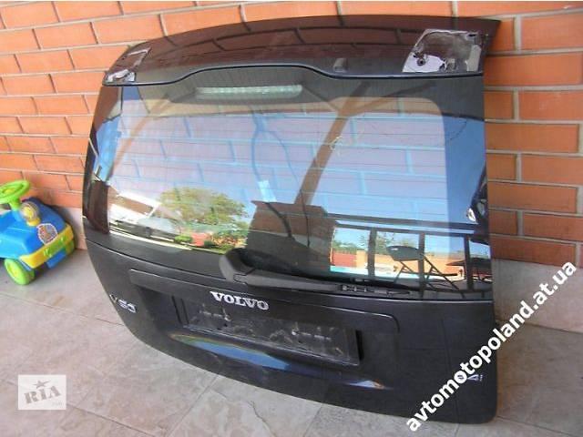 купить бу б/у Двери/багажник и компоненты Крышка багажника Легковой Volvo V50 Универсал 2007 в Ровно