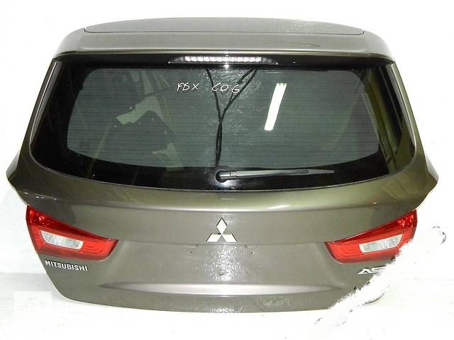 бу б/у Двери/багажник и компоненты Крышка багажника Mitsubishi ASX в Одессе