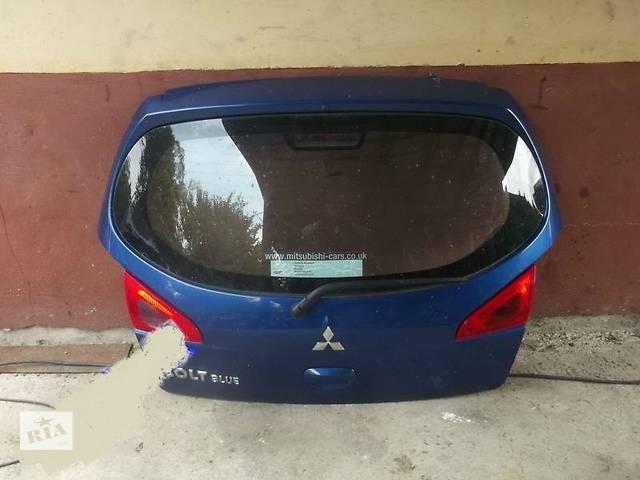 продам б/у Двери/багажник и компоненты Крышка багажника Mitsubishi Colt бу в Одессе