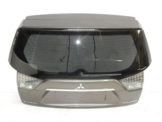 купить бу б/у Двери/багажник и компоненты Крышка багажника Mitsubishi Outlander в Одессе