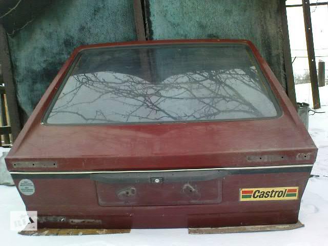 продам Крышка багажника/Ляда, Карта, Полочка багажника, Амортизатор крышки на Volkswagen Passat B2 Хэтчбек бу в Никополе