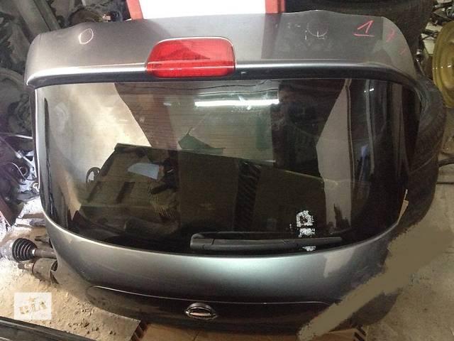 бу б/у Двери/багажник и компоненты Крышка багажника Nissan Juke в Одессе