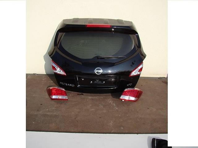 б/у Двери/багажник и компоненты Крышка багажника Nissan Murano- объявление о продаже  в Одессе