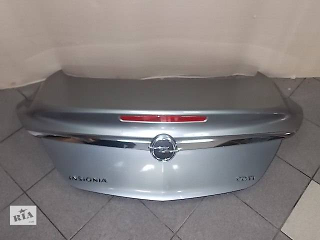 бу б/у Двери/багажник и компоненты Крышка багажника Opel Insignia в Одессе