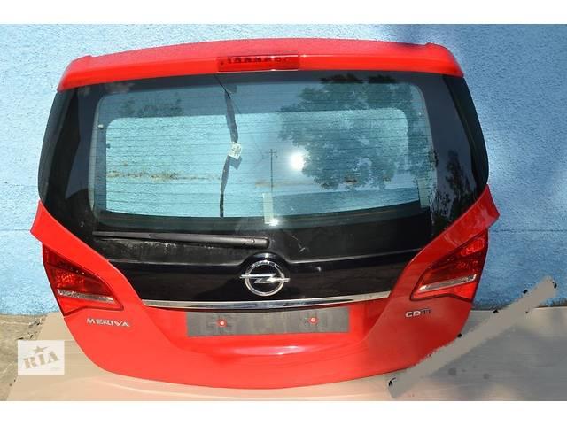 б/у Двери/багажник и компоненты Крышка багажника Opel Meriva- объявление о продаже  в Одессе