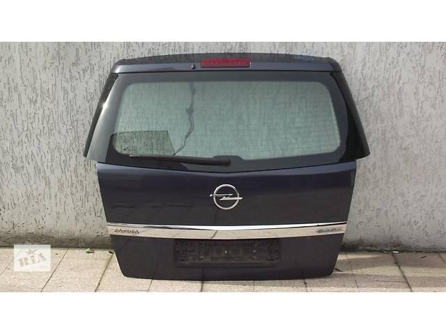 бу б/у Двери/багажник и компоненты Крышка багажника Opel Zafira B в Одессе