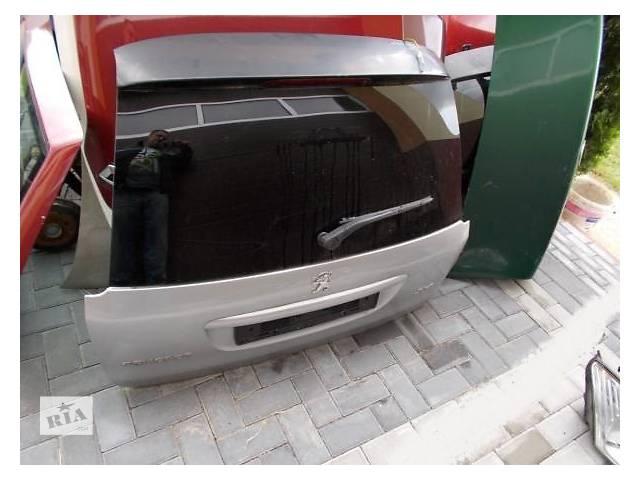 б/у Двери/багажник и компоненты Крышка багажника Peugeot 206- объявление о продаже  в Одессе