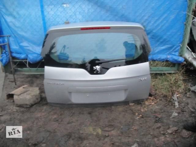 б/у Двери/багажник и компоненты Крышка багажника Peugeot 5008- объявление о продаже  в Одессе