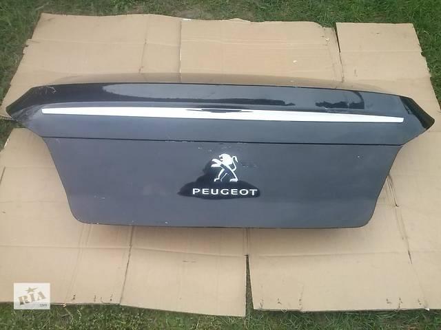 продам б/у Двери/багажник и компоненты Крышка багажника Peugeot 508 бу в Одессе