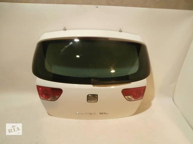 бу б/у Двери/багажник и компоненты Крышка багажника Seat Altea в Одессе