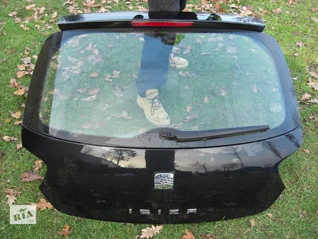 продам б/у Двери/багажник и компоненты Крышка багажника Seat Ibiza бу в Одессе