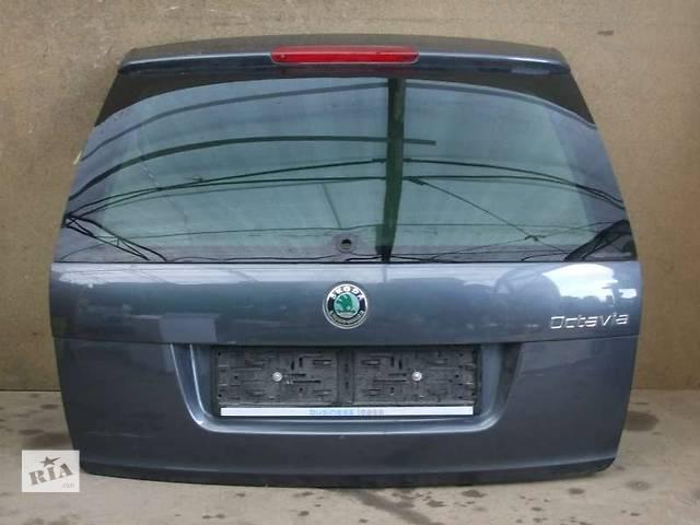 б/у Двери/багажник и компоненты Крышка багажника Skoda Octavia- объявление о продаже  в Одессе