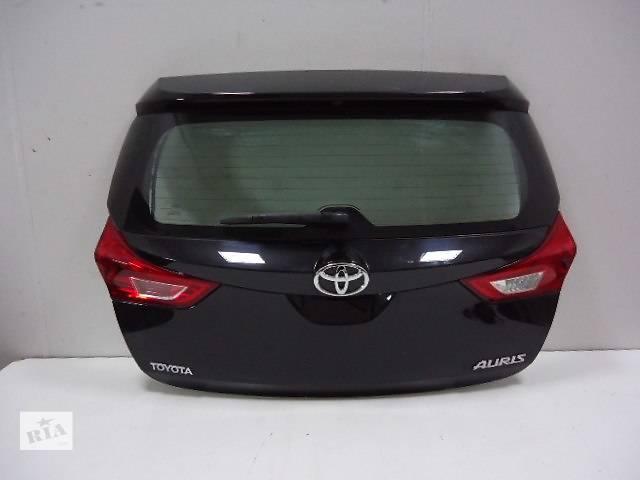купить бу б/у Двери/багажник и компоненты Крышка багажника Toyota Ayris в Одессе