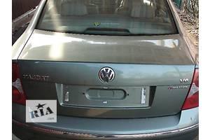 б/у Двери/багажник и компоненты Крышка багажника  Volkswagen B5 В НАЯВНОСТІ!!!!!