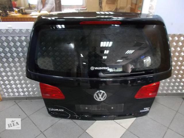 продам б/у Двери/багажник и компоненты Крышка багажника Volkswagen Touran бу в Одессе