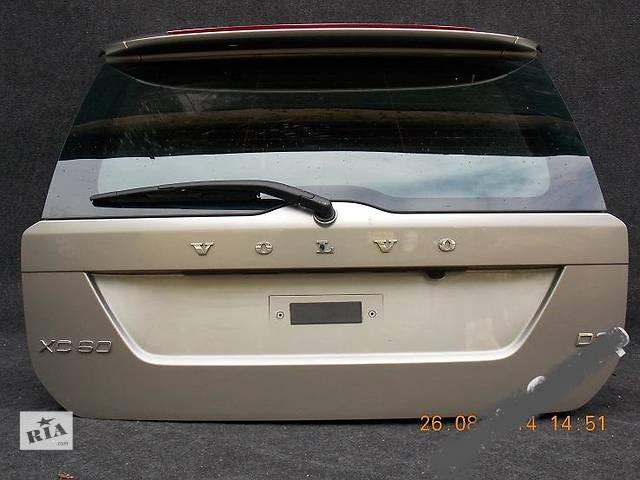б/у Двери/багажник и компоненты Крышка багажника Volvo XC60- объявление о продаже  в Одессе