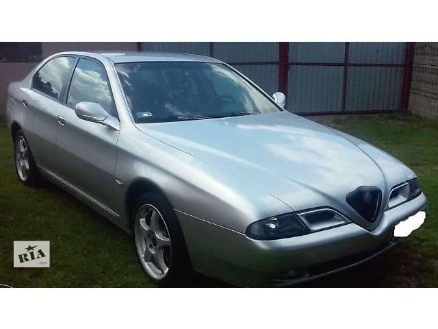 б/у Двери/багажник и компоненты Легковой Alfa Romeo 166 2003- объявление о продаже  в Львове