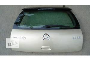 б/у Крышки багажника Citroen C4