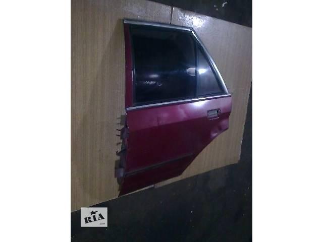 бу б/у Двери/багажник и компоненты Легковой Ford Escort в Лубнах