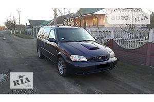 б/у Двери/багажник и компоненты Легковой Kia Carnival 2002
