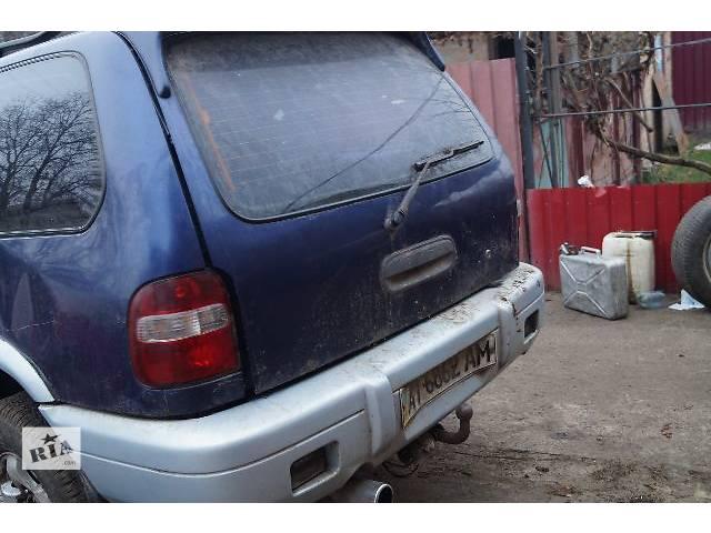 бу б/у Двери/багажник и компоненты Легковой Kia Sportage в Черкассах
