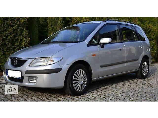 купить бу б/у Двери/багажник и компоненты Легковой Mazda Premacy 2002 в Львове
