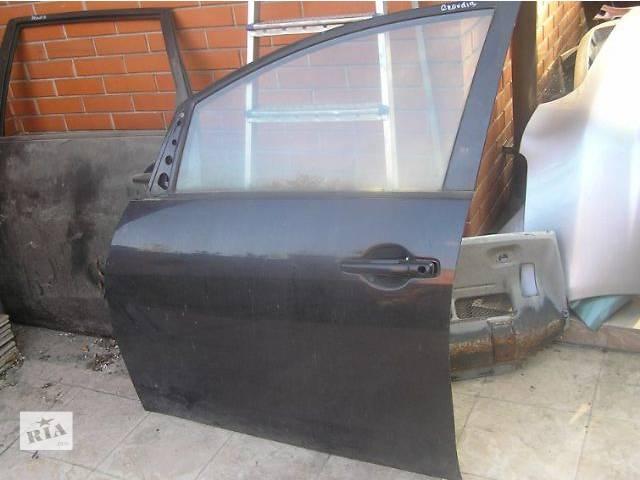 бу Б/у Двери/багажник и компоненты Легковой Mitsubishi Grandis 2005 в Ровно