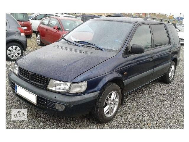 продам б/у Двери/багажник и компоненты Легковой Mitsubishi Space Runner 1997 бу в Львове