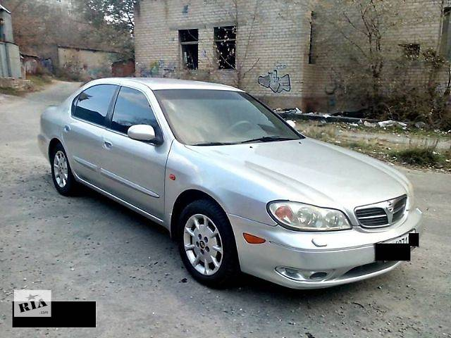 купить бу б/у Двери/багажник и компоненты Легковой Nissan Maxima QX 2001 в Одессе