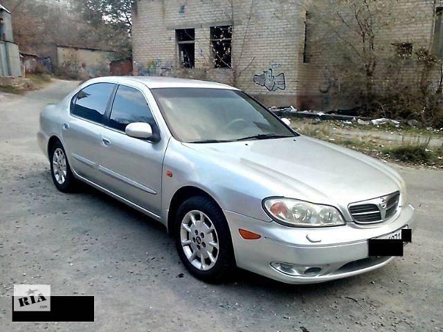 продам б/у Двери/багажник и компоненты Легковой Nissan Maxima QX 2003 бу в Одессе