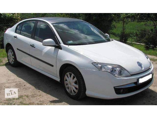 продам б/у Двери/багажник и компоненты Легковой Renault Laguna III 2008 бу в Львове