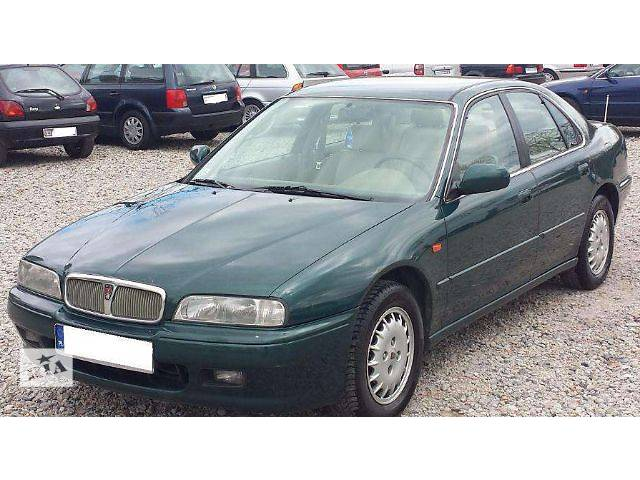 купить бу б/у Двери/багажник и компоненты Легковой Rover 620 1998 в Львове