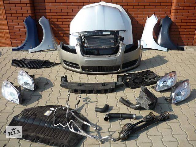 купить бу б/у Двери/багажник и компоненты Легковой Volkswagen в Львове