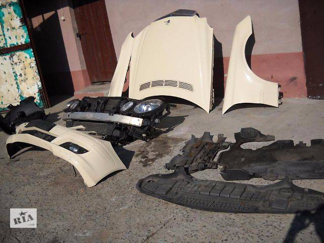 купить бу б/у Двери/багажник и компоненты Легковой Volkswagen New Beetle в Львове