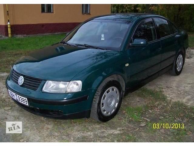 бу б/у Двери/багажник и компоненты Легковой Volkswagen Passat (все) 2000 в Киеве