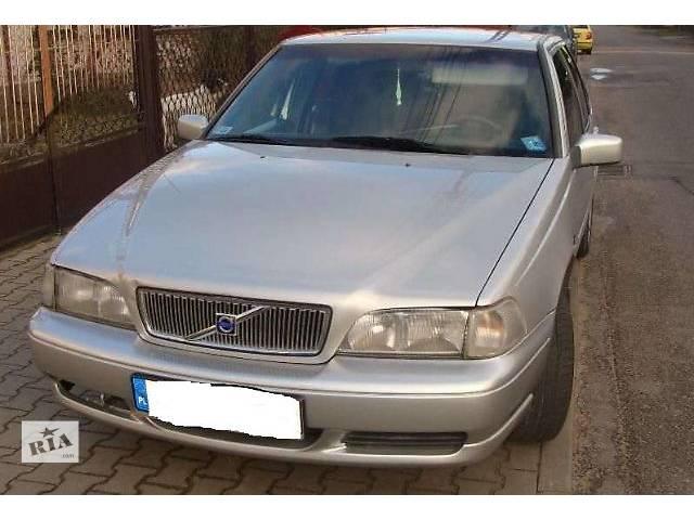 бу б/у Двери/багажник и компоненты Легковой Volvo S70 1999 в Львове