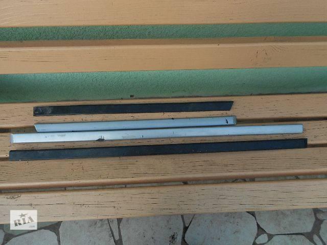 купить бу б/у Двери/багажник и компоненты Молдинг двери Легковой BMW 540 2001 в Ужгороде