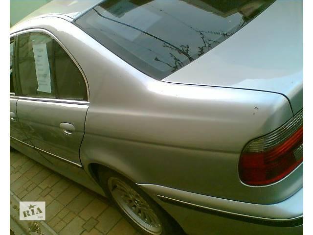 б/у Двери/багажник и компоненты Молдинг крыши Легковой BMW 520 2001- объявление о продаже  в Ужгороде