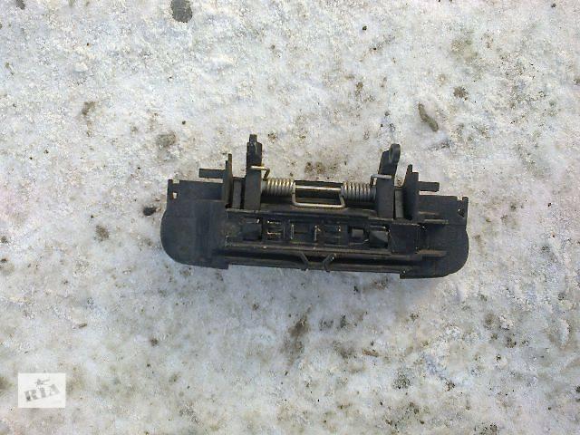 бу б/у Двери/багажник и компоненты Ручка двери Легковой Audi A4 в Кременчуге
