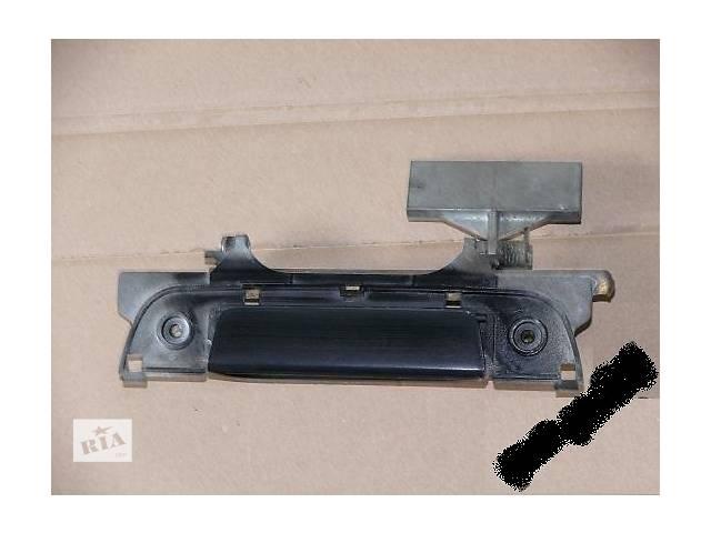 бу б/у Двери/багажник и компоненты Ручка двери Легковой BMW 5 Series (все) 1991 в Тернополе