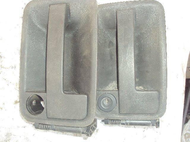 б/у Двери/багажник и компоненты Ручка двери Легковой Citroen Jumpy Пассажирский Минивен 2001- объявление о продаже  в Львове