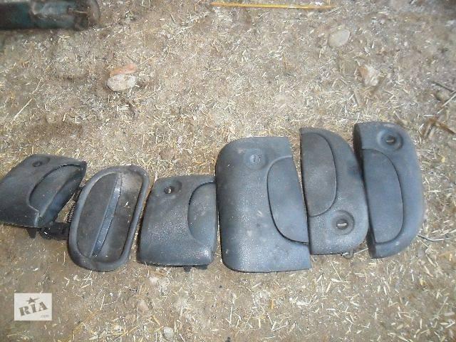 продам б/у Двери/багажник и компоненты Ручка двери Легковой Renault Kangoo бу в Самборе
