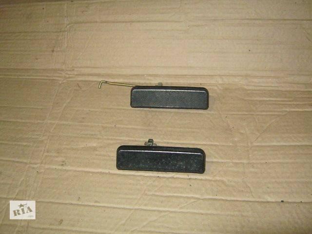 бу Б/у Двери/багажник и компоненты Ручка двери Легковой ЗАЗ Славута 2005 в Житомире