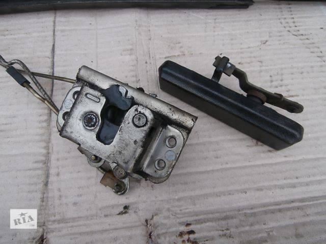 б/у Двери/багажник и компоненты Ручка двери Легковой ЗАЗ Славута Хэтчбек 2010- объявление о продаже  в Полтаве