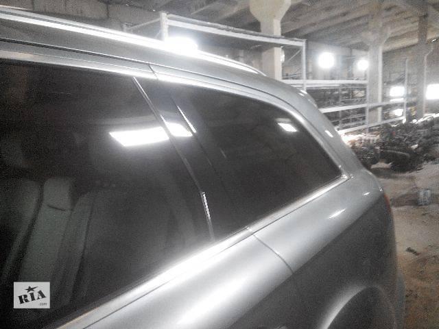 бу б/у Двери/багажник и компоненты скло глухе стікло Легковой Audi Q7 2007 в Львове
