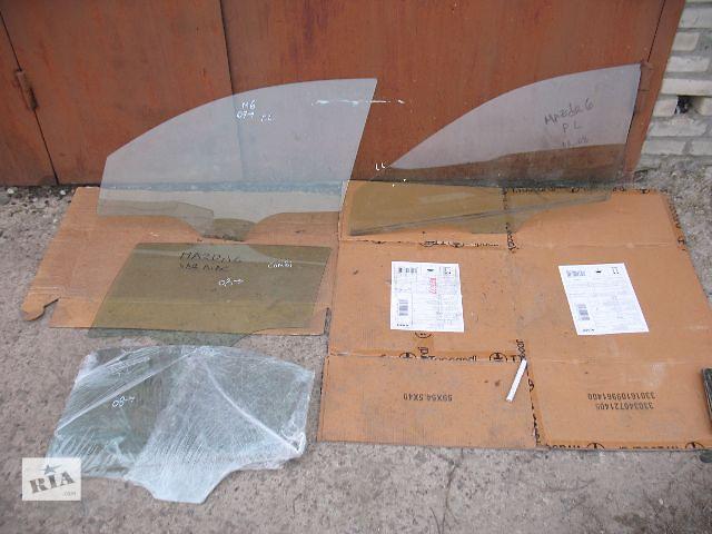 продам б/у Двери/багажник и компоненты Стекло двери Легковое авто Mazda 6 2008 бу в Луцке