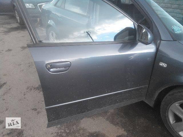 бу б/у Двери/багажник и компоненты Стекло двери Легковой Audi A6 2006 в Львове