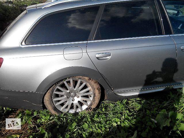 купить бу б/у Двери/багажник и компоненты Стекло двери Легковой Audi A6 Allroad 2007 в Львове